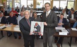 Kreistagsvorsitzender Horst Hannich feiert 80. Geburtstag
