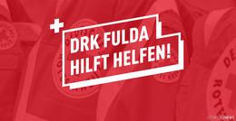 DRK Fulda hilft HELFEN! Narren und Sportler greifen Hilfsbedürftigen unter Arme