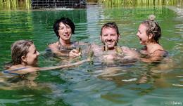DAS ist Osthessens schönster Pool: Unsere Oase macht einfach glücklich