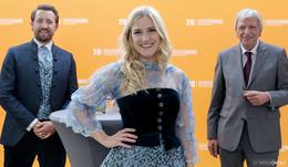 Premiere: Fuldaer Hessentagspaar trifft auf den Landesvater Volker Bouffier