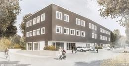 Anfang 2021 startet der Bau des neuen Ärztehauses im Georgi-Kurpark