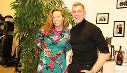 Stardesignerin Anja Gockel bringt Kollektion Joy zu Galfes nach Alsfeld