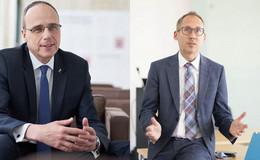 Minister Peter Beuth und Kai Klose: Regionale Impfzentren öffnen am 19. Januar