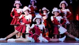24 Showtanzgruppen sorgen beim 11. Tanzspektakel für Ausnahmezustand