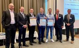 Erfolg für Zufall- Azubis: Fünf Mal für beste Leistung ausgezeichnet