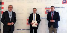 Dr. Alexander Friedrich Wachter neuer Regierungsvizepräsident