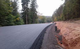 Großbaustelle Gieseler Wald: Ausbauarbeiten liegen im Zeitplan