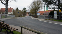 Bauarbeiten abgeschlossen: Fahrbahnoberfläche der Kreisstraße 156 erneuert