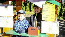 Erster Rhöner Erlebnismarkt Apfel & Kartoffel in Schmalnau - Bilder