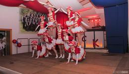 Ehringshäuser Tanzgarde und die Struwwelichs siegen bei der Tanzgaudi