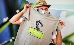 Die Legende lebt: Franz Habersack hat sein eigenes Fan-Shirt - Verlosung