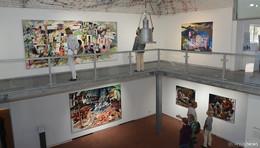 Ausstellung der Jungen Kunst Berlin im Museum Modern Art eröffnet