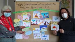 Malteser machen auf die Situation im Kinderhospizdienst aufmerksam