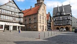 BUND Vogelsberg: Ist der Marktplatz für Autos oder für Menschen da?