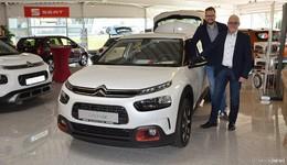 Autohaus Scheller feiert Premiere: Der neue Citroën C4 Cactus