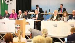 Kreistags-Resolution: Unterstützung für Gummi-Mitarbeiter - Übersicht Anträge