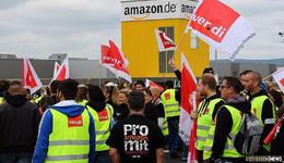 Erneut Streik bei Amazon in der kommenden Woche