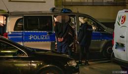 Diebesgut bei Kellerbrand sichergestellt: eine Person festgenommen