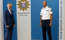 Leitender Polizeidirektor Michael Tegethoff ist neuer Abteilungsleiter Einsatz