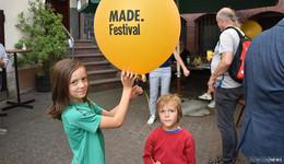 MADE.-Festival eröffnet: Vier Tage Tanz, Theater und Performance