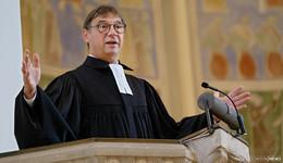 Kirchenpräsident: Friedensbotschaft gegen blank liegende Nerven