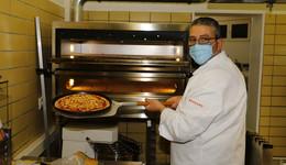 Italienischer Gastwirt wagt es trotz Corona: Pizzeria La Magica eröffnet