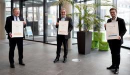 Auch im Jahr 2021: Rhön Energie ist erneut TOP-Lokalversorger!