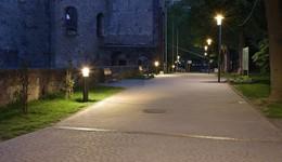 Innovatives Projekt bei Straßenbeleuchtung: Neue Ansätze werden erprobt