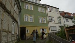 Das Haus an der Angel 11 ist für den Hessischen Denkmalschutzpreis nominiert