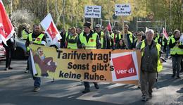 ver.di ruft Amazon-Mitarbeiter erneut zum Streik auf