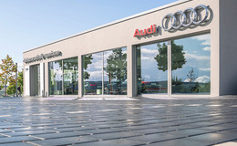 Audi Black Business Weeks bei Deisenroth & Söhne in Hünfeld und Alsfeld