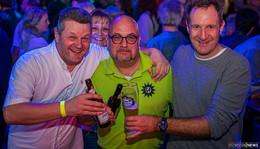 Eine Party für alle Einsatzkräfte: die 7. Blaulicht-Rocknacht im Bulls & Balls