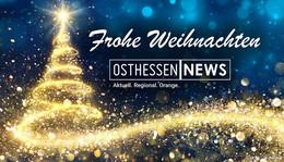OSTHESSEN|NEWS wünscht ein frohes Fest und ruhige, besinnliche Feiertage