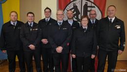 Vielseitigkeit fordert die Feuerwehr: 40 Einsätze und 562 ehrenamtliche Stunden