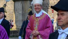 Ein Jahr Bischof: Dr. Michael Gerber feiert Amtsjubiläum in Fulda