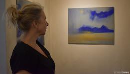 Ulrike Kuborn zeigt ihre Werke bis Ende Oktober in der Galerie & Kabinett