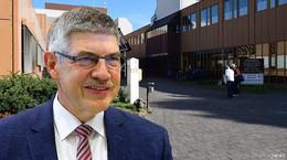 Landrat Manfred Görig: Krankenhaus braucht eindeutige Perspektive