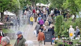 Neuer Termin im Herbst: Fürstliches Gartenfest und Feinwerk-Markt