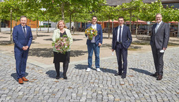 Verstärkung an der Hochschule: Künftig zwei neue Vizepräsidenten