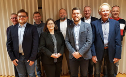Sebastian Engel als Vorsitzender bestätigt