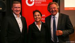 Ex-Mainz-05-Präsident Harald Strutz zu Gast bei BVMW-Jahresabschluss