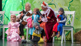 Spannendes Generationenprojekt: Kinder treffen auf Senioren