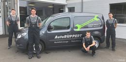 Karrierestart bei Auto H. Ruppert GmbH