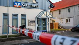 Schüsse und drei Festnahmen - Geldautomatensprengung in Maar gescheitert