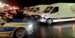 Autobahnpolizei kontrolliert: Verstöße in vielen Bereichen