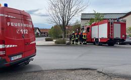 Scheunenbrand in St. Laurentius-Straße gemeldet: Feuerwehr vor Ort