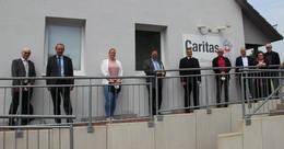 Tour de Caritas: Endlich wieder die Einrichtungen vor Ort besuchen