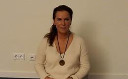 Meditationsleiterin Heidemarie Hillje bringt sich ein für trauernde Menschen