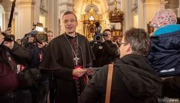 Einladung zur Pilgerwanderung mit künftigem Bischof Dr. Michael Gerber