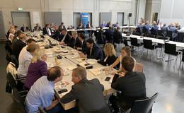 Politiker tagen: Landtagsfraktionen treffen sich zum Hessentag